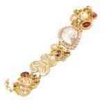 Picture of Golden butterfly bracelet