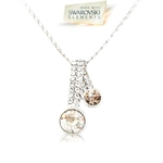 Picture of Sensation Pendant with Swarovski Elements