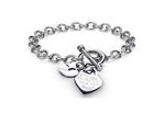 Picture of I love you to the moon & back bracelet