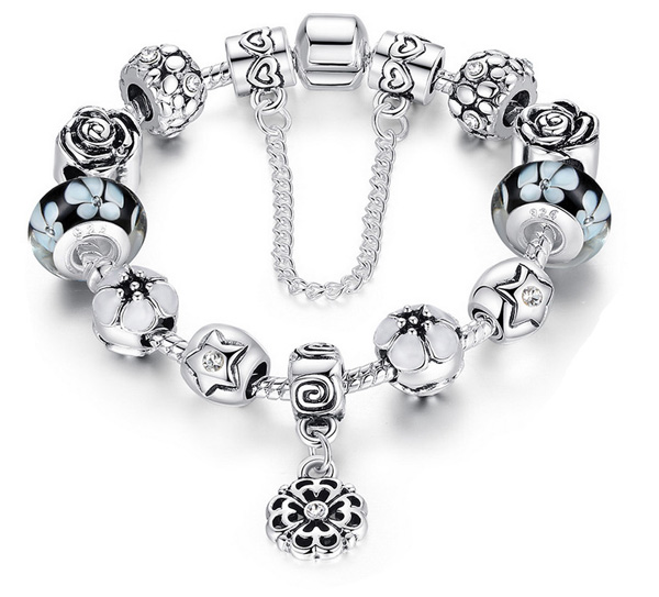 pandora style bracelets and charms